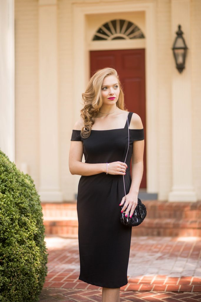 c56235467 This little black dress from London Times is the perfect effortless and  timeless piece to keep tucked away in your closet for those occasions when  nothing ...